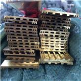 异形铜板加工 波纹黄铜板 普通黄铜板 昌硕铜业 耐磨铜板