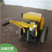 手推式马路切桩机 河道施工桩头切割机 手推式混凝割装桩机 常年销售