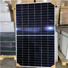 亿晶单晶双玻双面460W太阳能板 逆变器
