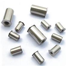 厂子直营碳钢镀锌压铆螺母柱,盲孔压铆螺母柱,压铆螺母柱,规格齐全 可定制