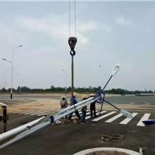 隆科集团 乐山高杆灯厂家 广场小区球场400w升降高杆灯20米25米30米高杆灯