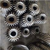 厂家批发 45钢锥齿轮 工业螺旋伞齿轮 非标螺旋伞齿轮 质量放心