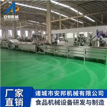 安邦蘑菇蒸煮机 上海青漂烫机 速冻芥菜加工设备  支持定制
