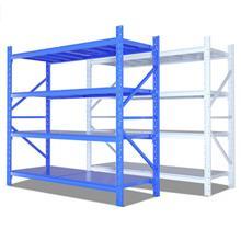 铸铁材质4层承重货架加厚冷轧钢板仓储货架多层落地展示架可定制
