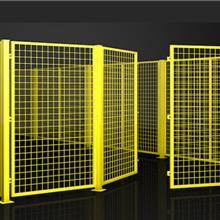 車間無縫隔離網 倉庫圍欄網 設備隔離防護網 臨邊防護欄 耐腐蝕化工車間防護網