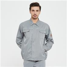 防酸碱防静电工作服,中国化工集团工作服,加厚耐磨耐穿,价格实惠,佰益6023