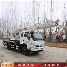 云南昭通 8t汽车吊价格 小型变形金刚改装吊车 7吨吊车 汽车吊厂家