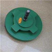 注塑机垫脚机床减震垫铁 圆形镀铬防震垫铁 调整垫铁 电镀圆110