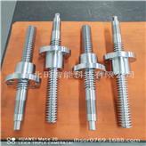广州厂家批发大型矩形梯形丝杠定制直径长度可定制大型机床丝杠