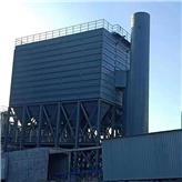 粉尘收集布袋除尘器 袋式除尘设备 多型号布袋除尘器 河北宏建环保供应