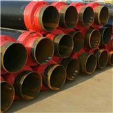 厂家供应 直埋式保温管 供热用聚氨酯保温钢管 黑夹克保温钢管 价格实惠