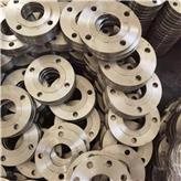 丘业生产 平焊铝合金法兰 化工标准带颈平焊承插焊法兰 平焊法兰 带颈法兰 可来图