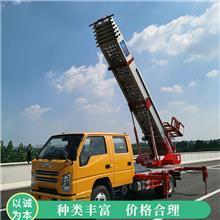 德力弗机械工业云梯车 32米云梯车 国六高空作业车价格