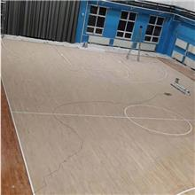 现货 瑜伽室木地板 训练馆运动木地板 健身房运动地板 服务贴心