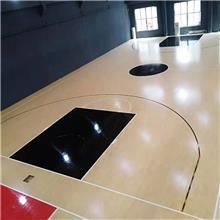 定制 训练馆运动木地板 训练馆运动木地板 瑜伽室木地板 支持定制
