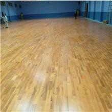 按需生产 体育运动木地板 瑜伽室木地板 枫木运动木地板 价格合理