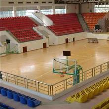 加工训练馆运动木地板 舞台舞蹈室用地板 定做瑜伽室木地板