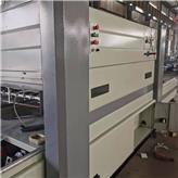 双工位木工真空吸塑机 2650mm工作盘尺 泰安展鸿华岳订购