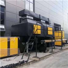 工业化工净化设备 印刷厂废气焚烧炉 RTO催化燃烧设备 富宏元供应
