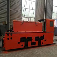 矿用8吨蓄电池电机车 轨道电机车 中矿牵引机车