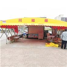 台州仙居大型活动推拉棚 电动仓储雨蓬 物流伸缩推拉篷