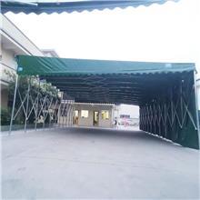 浙江湖州户外伸缩遮阳雨棚 电动推拉蓬 大型活动移动雨篷