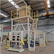 山东杰工 吹膜机厂家     可降解生产设备    降解料吹膜机