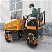 供应新型座驾2吨压路机 微小型沥青压实机 厂家振动碾