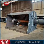 935装载机搅拌斗 0.7方搅拌斗改装价格 铲车改装搅拌斗