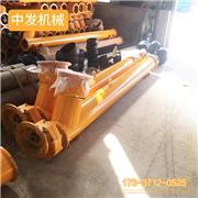 供应螺旋输送机 垂直螺旋输送设备 固体物料输送设备 含固物料的输送泵
