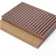 室外露台地板 世名 防水塑木地板 沧州塑木地板