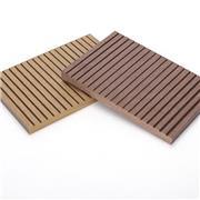 户外pe地板价格 世名 户外地板报价 pe塑木地板