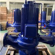 上海君泉 SPG低噪声屏蔽式 冷冻水循环泵 屏蔽泵 管道增压屏蔽泵