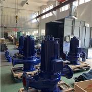 上海君泉 SPG低噪音屏蔽泵 管道屏蔽泵PBG65-160 静音屏蔽泵