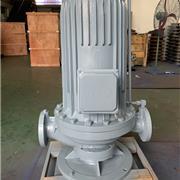 上海君泉 供应 PBG屏蔽式循环泵 热水增压离心式管道屏蔽泵