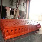 床身铸件 大型数控机床铸件铸铁床身工作台底座横梁立柱箱体 数控机床铸件