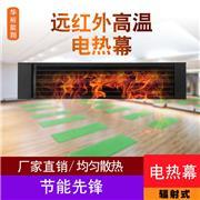 商场电取暖设备 保温大棚高温辐射板 批发远红外电热幕