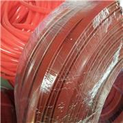 异型三元乙丙硅胶发泡密封条 复合密封胶条 耐高温实心防水密封硅胶条