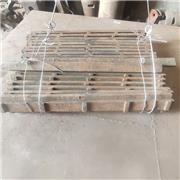 宁宇铸造耐磨筛条制砂机高锰钢筛条筛底 破碎机蓖条漏板筛板 经久耐用