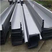 厂家供应304不锈钢天沟 不锈钢排水槽折弯件来图加工定制