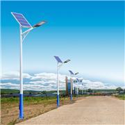 成本价太阳能路灯价格 火炬太阳能路灯批发 路灯杆件批发