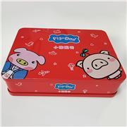 食品铁盒 品鸿包装 方形食品铁盒 品种齐全