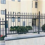 华龙锌钢阳台护栏 小区锌钢护栏 组装式护栏