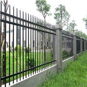 华龙铸铁围栏 别墅庭院铁艺护栏 可定制锌钢护栏