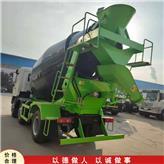 山东直供 轻型水泥搅拌罐车 自上料搅拌车 工程机械搅拌车