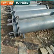 出售二手冷凝器 二手20立方冷凝器 二手不锈钢冷凝器 鲁勋二手设备