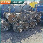 销售二手不锈钢列管冷凝器  二手冷凝器价格 二手列管式冷凝器
