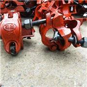 厂家供应 建筑十字扣件 万向扣件 按时发货 紧固件