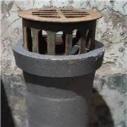 180度铸铁泄水管 泄水管厂家 铸铁泄水管 质量优良