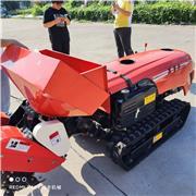 35马力履带式耕地机 农用起垄回填机 开沟施肥回填一体机